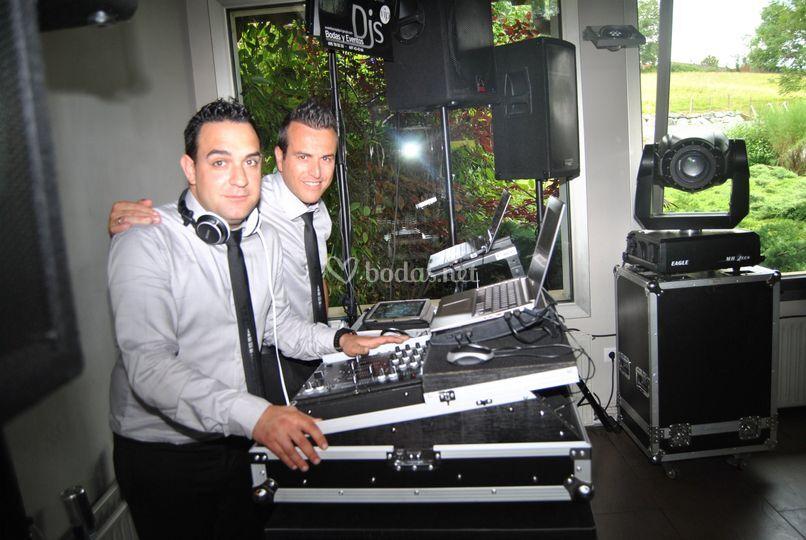 Eventos ViP DJs