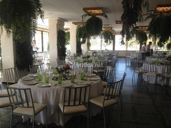 Banquetes de boda