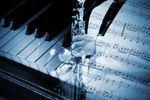 Músicos en directo