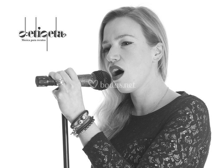 Detiqeta - Cantante