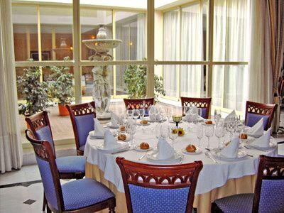 Restaurante La Almoraima