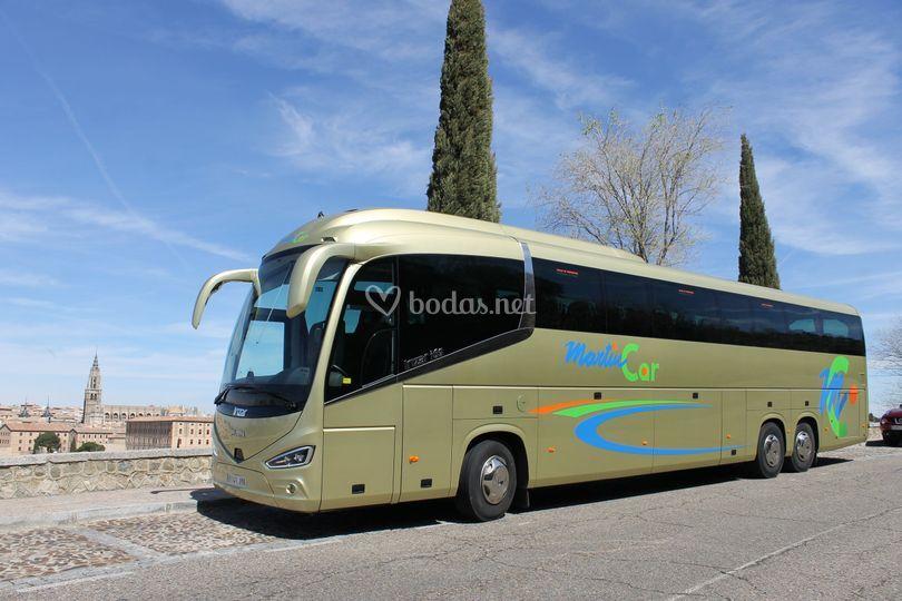 Bus de 70 plazas