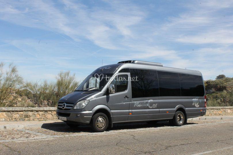Minibus de 19 plazas