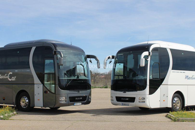 Bus grandes