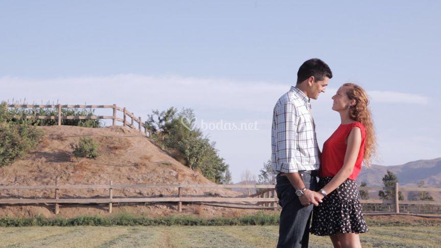Ylenia y Francisco