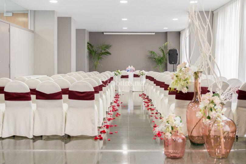 Sala de Ceremonia