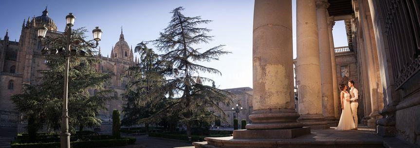 Post-Boda en Salamanca
