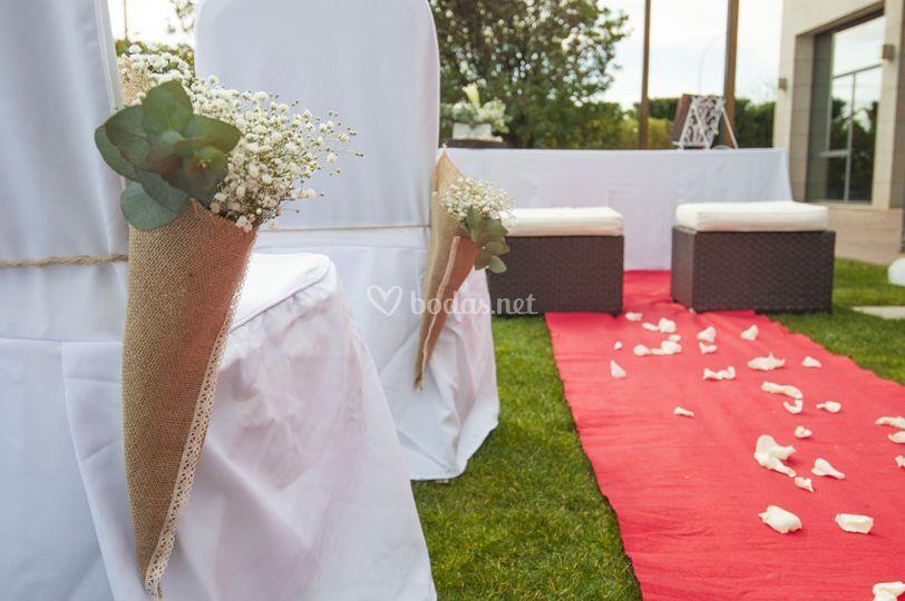 Restaurante delicatto - Decoracion bodas civiles ...