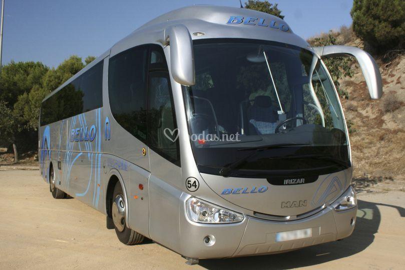 Bus de 60 plazas