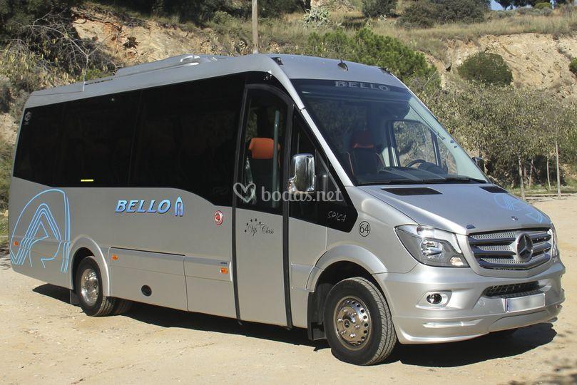 Minibus de 20 plazas