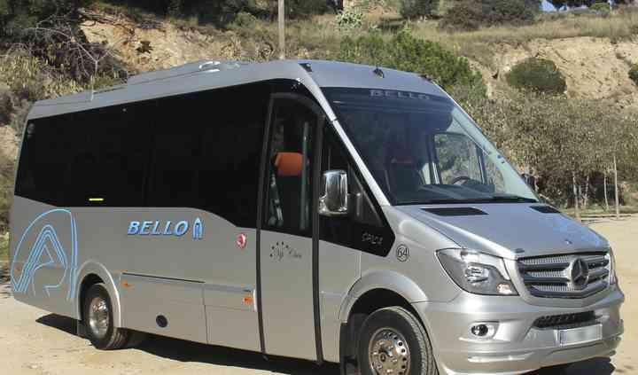 Minibus 20 plazas