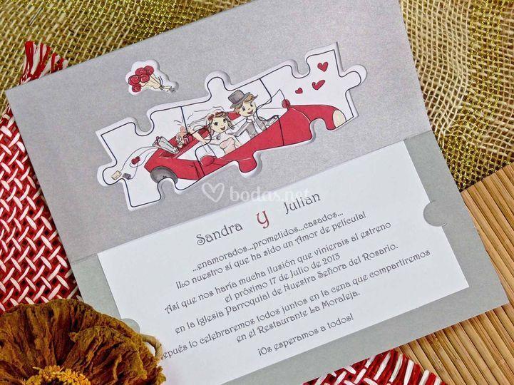 Invitaciones de boda (32758)