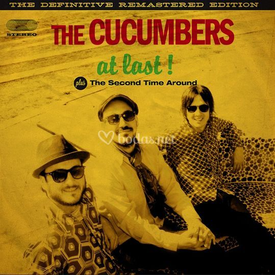 The Cucumbers at last! de The Cucumbers