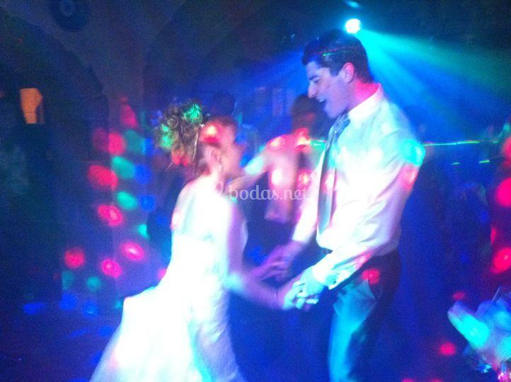 Original baile de los novios