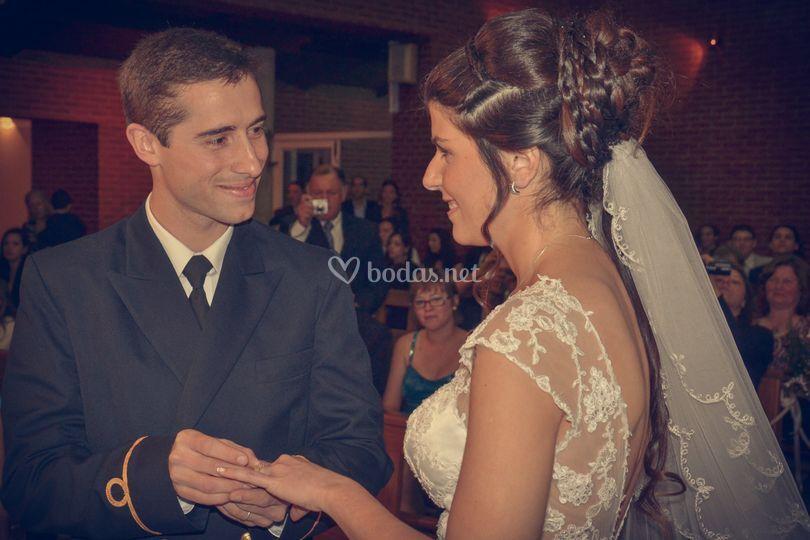Boda de Micaela y Adrian