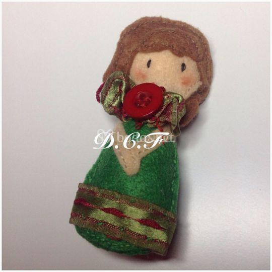 Muñeca de princesa