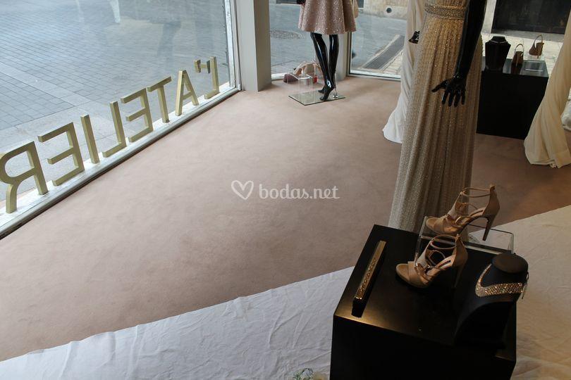 L'Atelier Tudela boutique