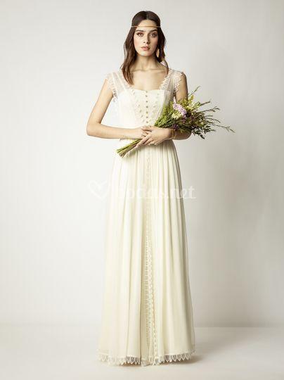 vestidos novia jorge aparisi