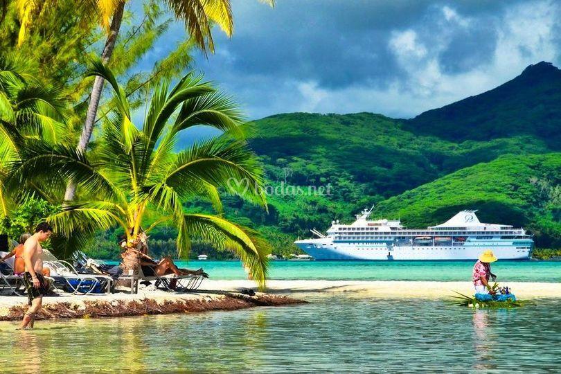 Crucero: Lo mejor de Polinesia