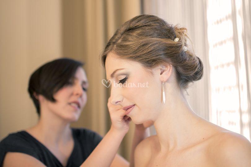 Maquillaje alta definición