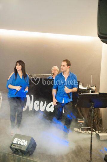 Trio Nevada