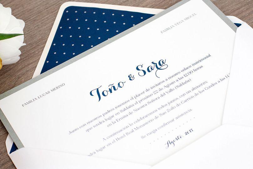 Invitación - Silver