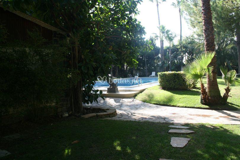 Zona residencial en La Eliana