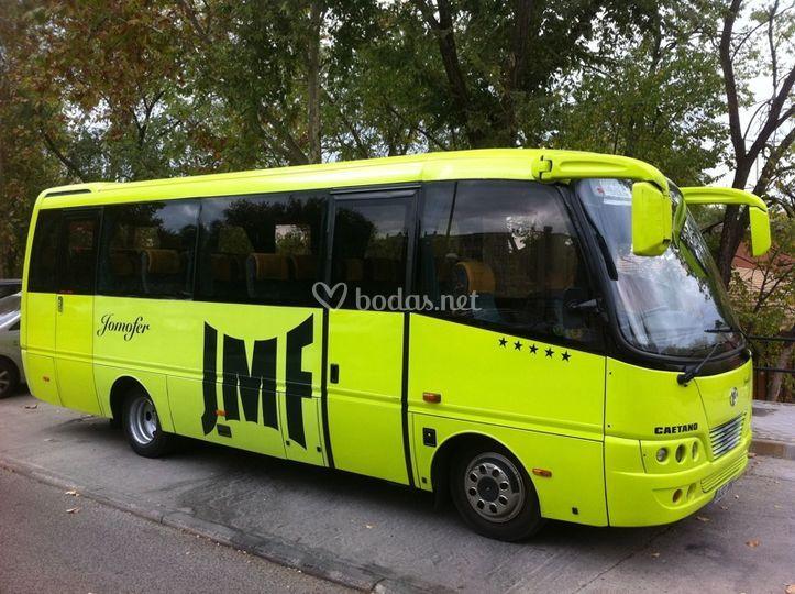 Microbuses 25 plazas