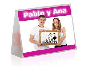Caja puzzle personalizable
