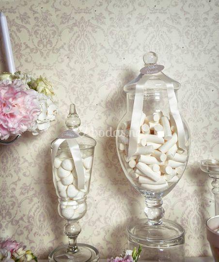 Candybar romántica