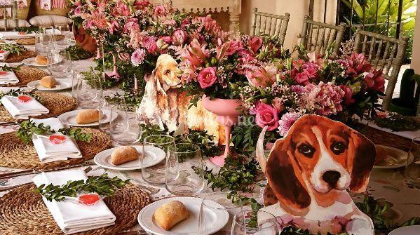 Pon cachorros en tu boda