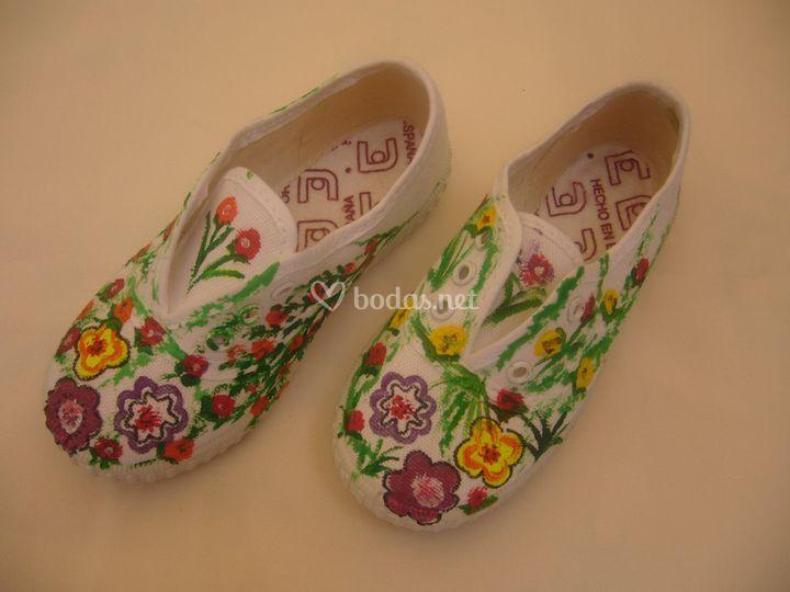 Zapatillas todo tipo diseño
