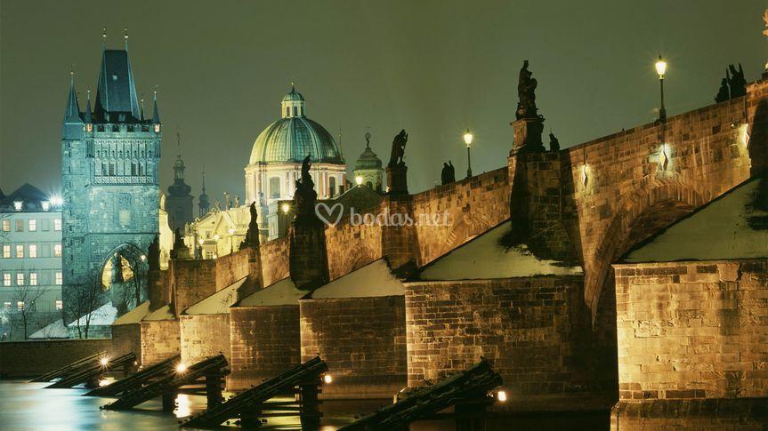 Viaje de novios Centroeuropa
