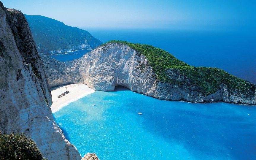 Viaje de novios Grecia