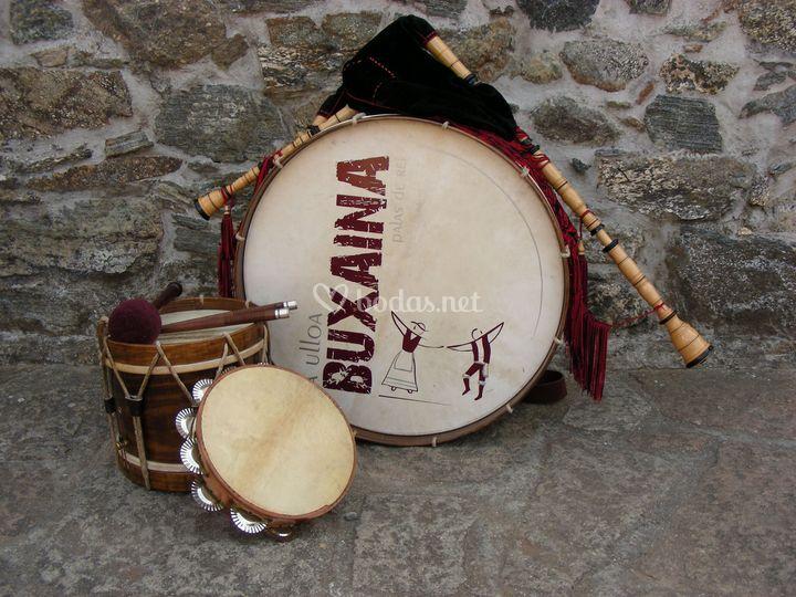 Buxaina - Colectivo cultural