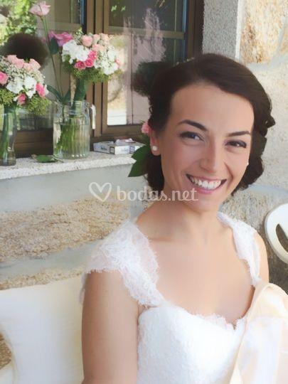 Maquillaje & peluquería Novia