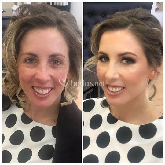 Makeup: Fabiola Pugliesi