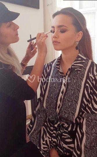 Makeup : Fabiola Pugliesi