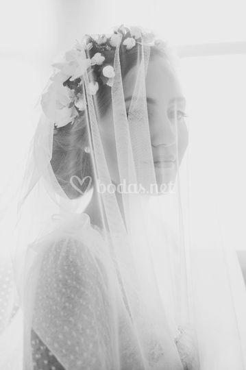Vestido de la novia