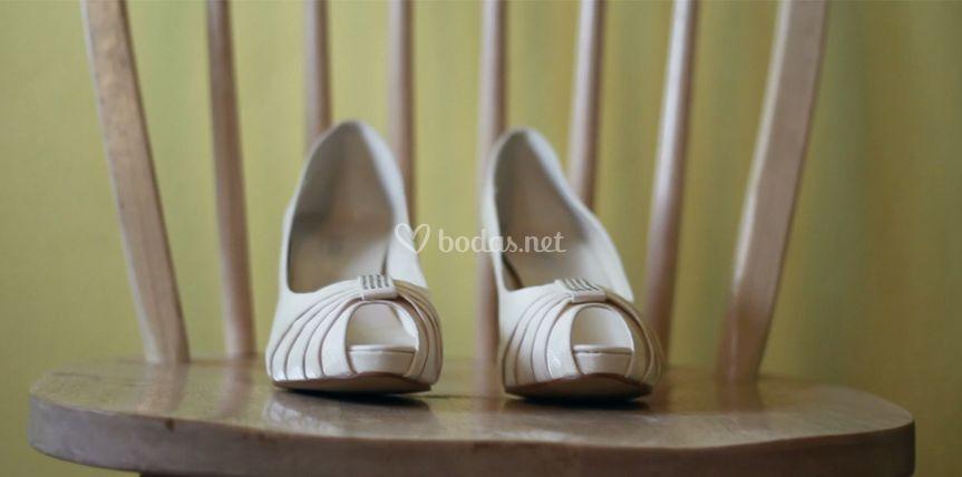 Sus zapatos