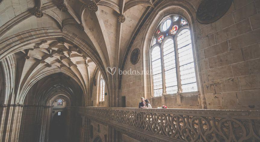 Postboda en Salamanca
