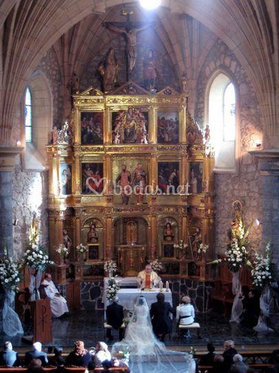 Iglesia de San Servando