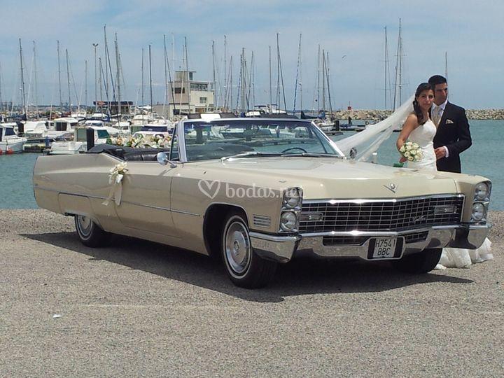 Cadillac años 60  - Rota