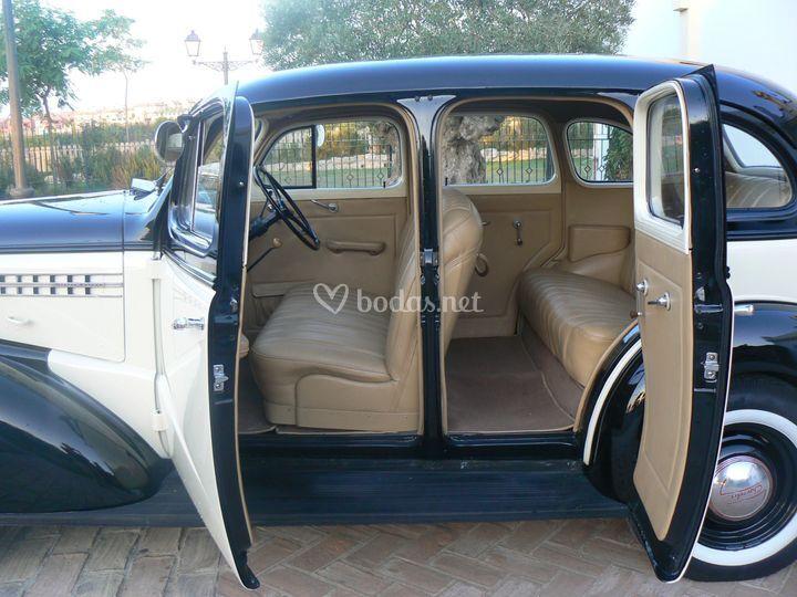 Chevrolet 1938 - Golf Jerez