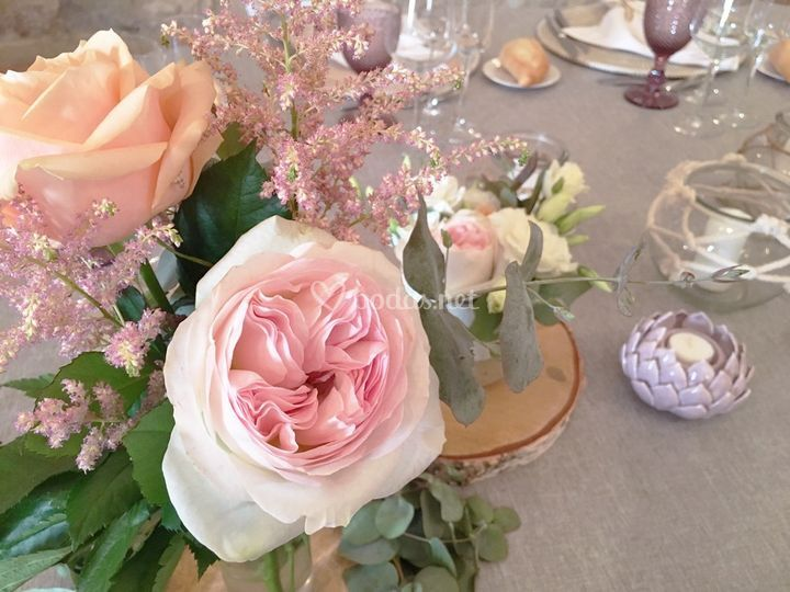 Diseño arreglos florales