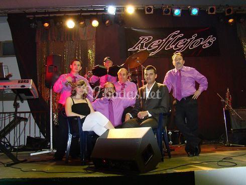 Orquesta Show Reflejos de Proserpina