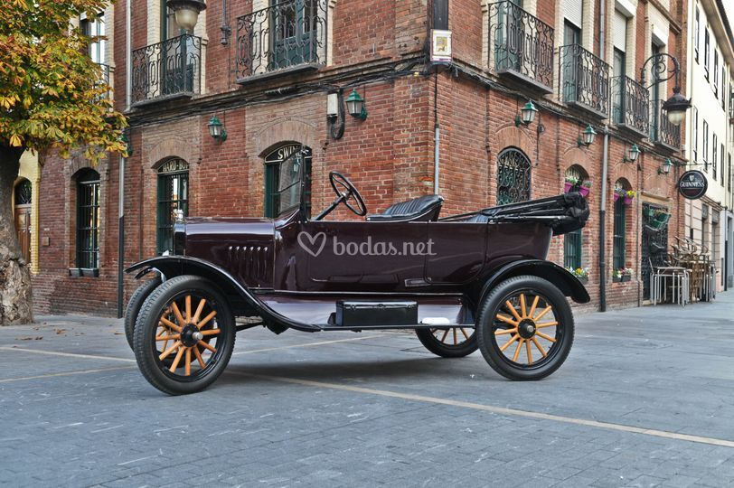 Ford T 1924