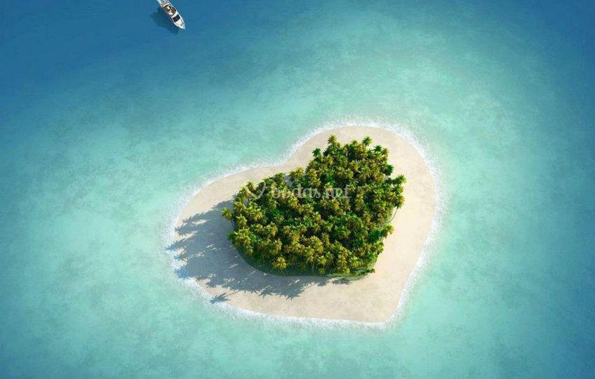 Corazón Maldivas