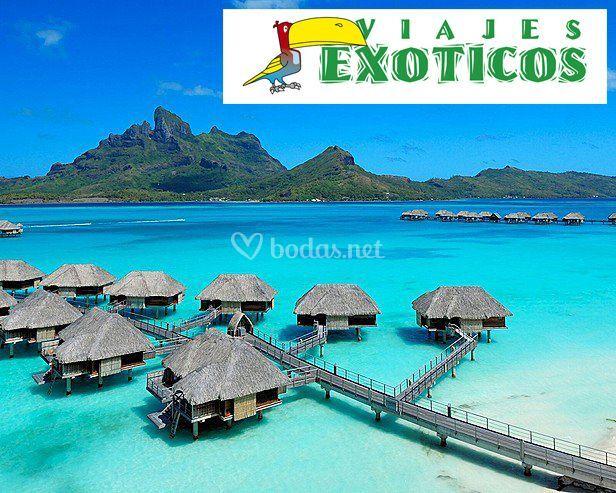 Bora Bora de Viajes Exóticos