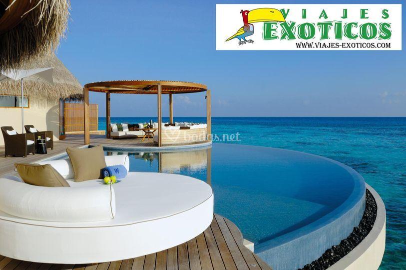 Over Water Maldivas